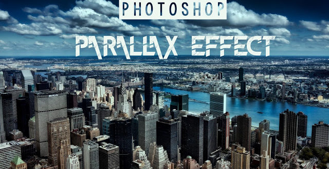 Parallax Effect Tutorial: 3D Picture From 2D Images