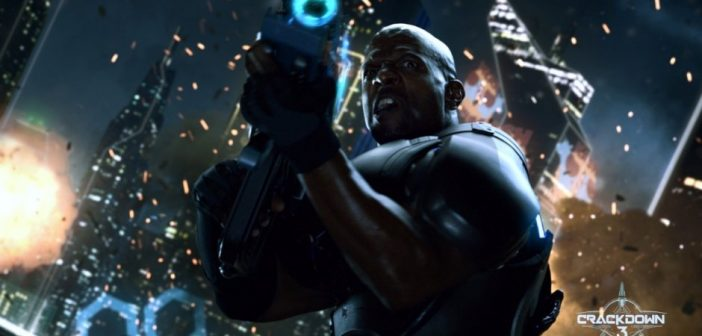 ComicConHero hero 702x336 - Terry Crews Joins Crackdown 3 Panel at Comic-Con This Saturday
