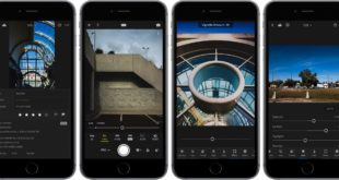 Lightroom 2.6 for iOS iPhone screenshot 001 310x165 - Lightroom for iOS and Android with 3D Touch Support for free