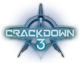 Logo - Terry Crews Joins Crackdown 3 Panel at Comic-Con This Saturday