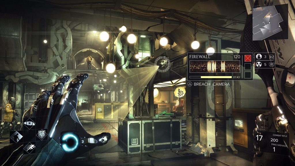 deus ex mankind divided gameplay 1024x576 - DEUS EX MANKIND DIVIDED PC
