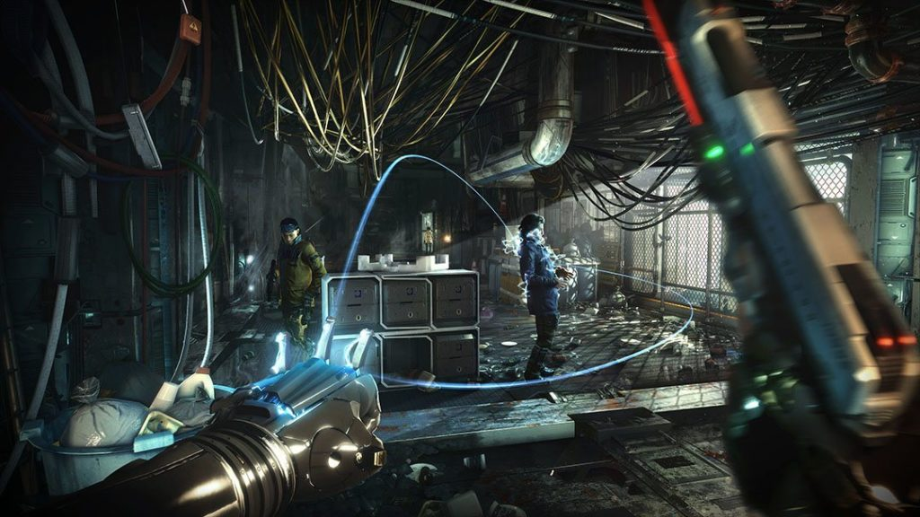 deus ex mankind divided screenshot 1024x576 - DEUS EX MANKIND DIVIDED PC