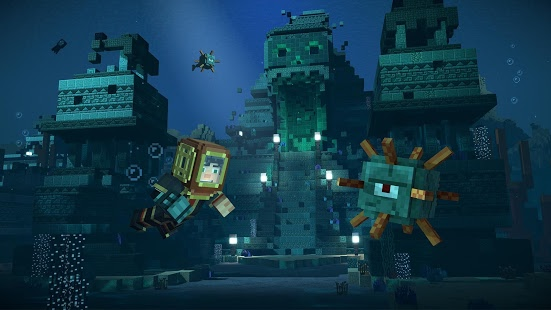 unnamed 1 3 - Minecraft Story Mode – Season Two v1.01