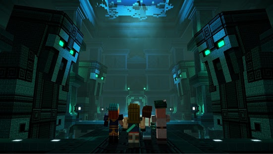 unnamed 3 3 - Minecraft Story Mode – Season Two v1.01