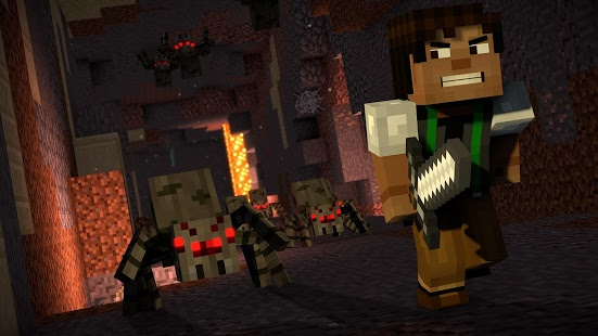 unnamed 8 - Minecraft Story Mode – Season Two v1.01