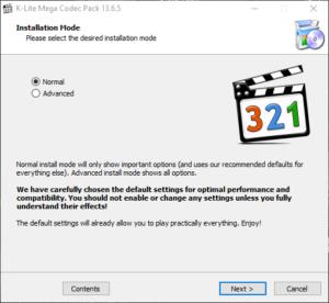 klite 300x276 - K-lite Codec Pack 13.6.5 For Windows 7, 8.1, 10
