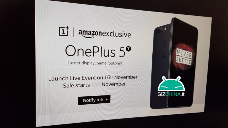 oneplus 5t launch event leak - OnePlus 5T launch date, randers, price, specs and design are unmasked