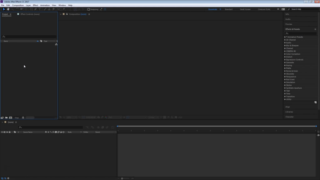 Adobe After Effects CC 2018 v15 0 0 180 with patch