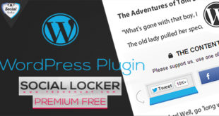 wplogo 310x165 - SOCIAL LOCKER FOR WORDPRESS - V4.5.5