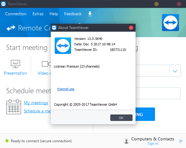 TeamViewer All Editions 13 0 6447 + Crack
