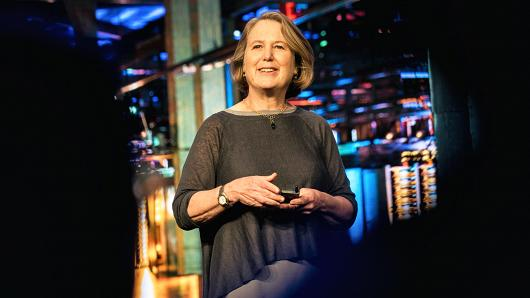 diane greene - Google's Cloud AutoML:  Aiming to simplify the work behind AI without having to code