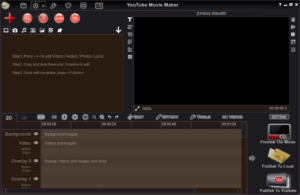youtubemoviemaker1 300x195 - Youtube Movie Maker Platinum V10.59