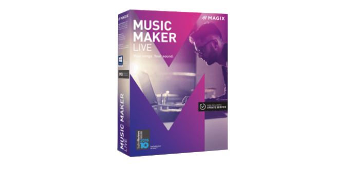 MAGIX Music Maker logo 660x330 - MAGIX Music Maker 2017 Live 24.1.5.119 + Crack 2018