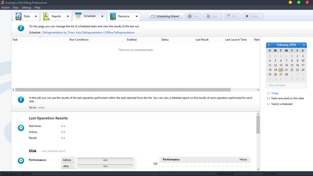 auslogic defrag 2 1024x576 - Auslogics Disk Defrag PRO v4.9.0.0 Multilingual + Keygen