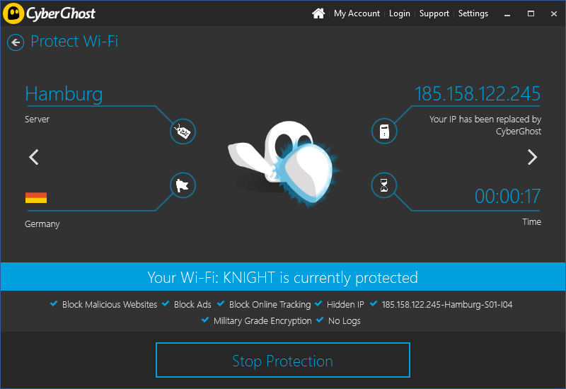 cyber1 - CyberGhost VPN 6.5.1.3377 Full + Crack