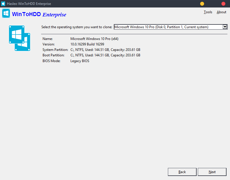 wintohdd 2 - WinToHDD Enterprise 2.8 Release 1 + Crack