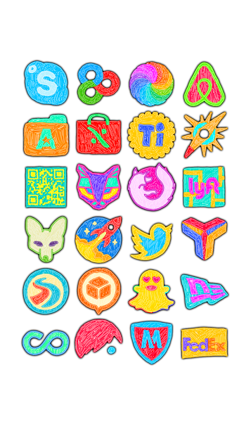 articon icon pack pro apk