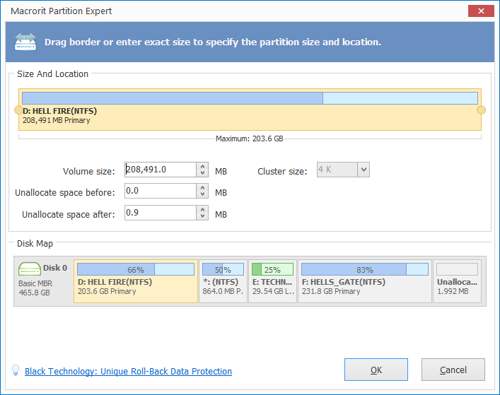 partition software