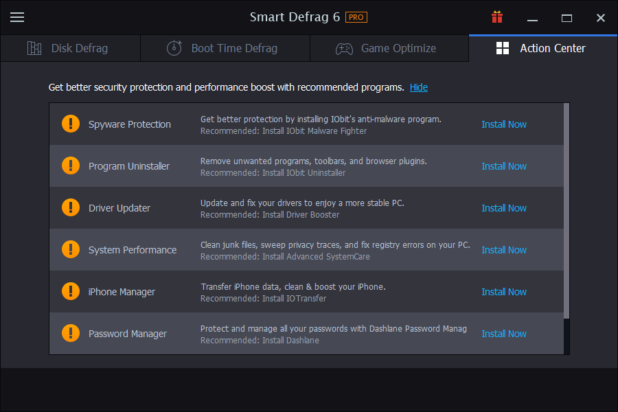 smart defrag 6 pro serial key