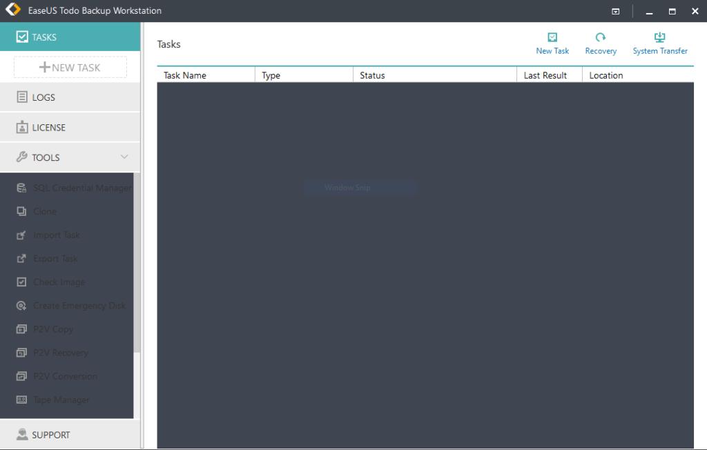 windows system copy to ssd