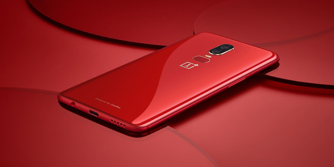 logo 5 - OnePlus 6 Red is going on Sale Tomorrow June 10