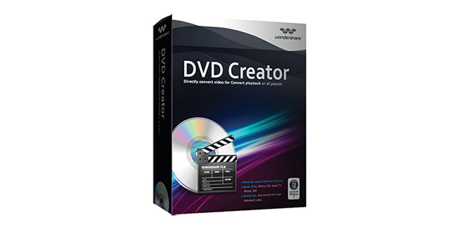 logo 9 - Wondershare DVD Creator 5.0.0.13 + Crack