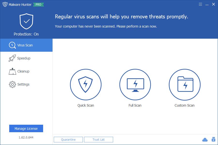 free malware protection