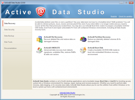 free data recovery software