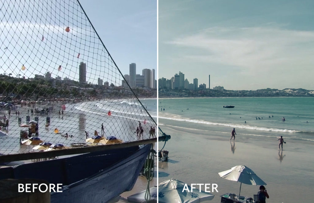luts cinematic color grading pack