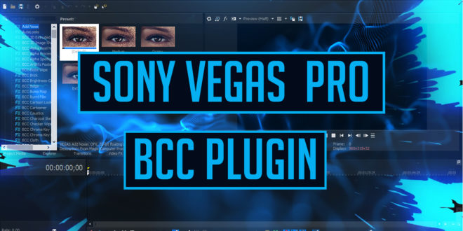 Bcc 7 for sony vegas crack code free
