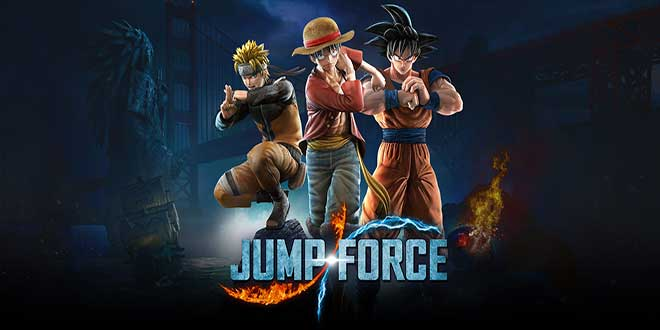 Jump Force Codex PC Free Download