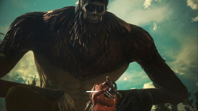 attack on titan 2 game