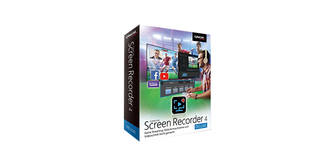 cyberlink screen recorder pro