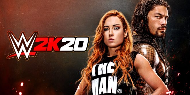 WWE 2K20 PC Download Torrent