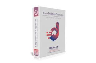 mstech easy desktop organizer pro